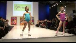 Spain children's fashion show on CPM 24.02.09