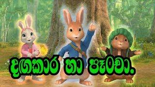 Sinhala Children's Story   දඟකාර හා පැංචා   Sinhala Cartoon   Lama Kathandara