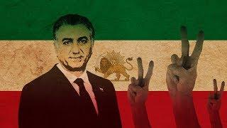 کیهان لندن- #تظاهرات_سراسری در ایران؛ گفتگوی نازنین انصاری با شاهزاده رضا پهلوی