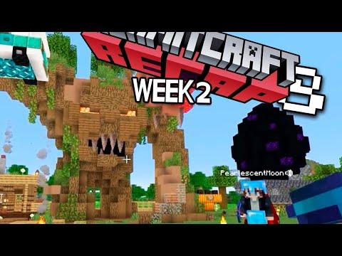 Hermitcraft RECAP SEASON 8 week 2