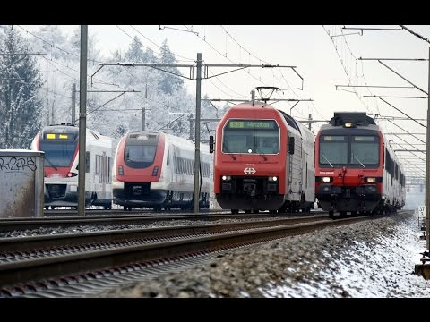 Zug um Zug - Wintertrain 2017