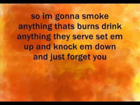 brett young pretend i never loved you lyrics