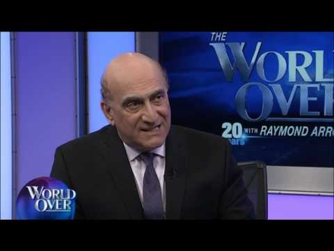 World Over - 2017-05-25- Fighting the Global Terror Threat, Walid Phares with Raymond Arroyo