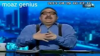 شوف ابراهيم عيسي الشيعي بيقول ايه