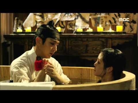 Xxx Mp4 Scholar Who Walks The Night 밤을 걷는 선비 10회 Lee Joon Ki Give Lee Yu Bi A Bath 20150806 3gp Sex