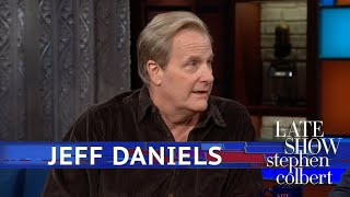 Jeff Daniels Has Finally Grown Into His Face