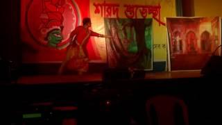 Mono mor megher songi dance performance mou