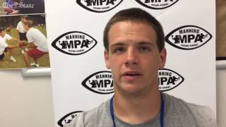 Jake Bentley talks big expectations