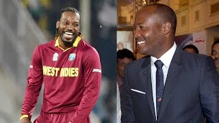 Chris Gayle claims 'Brian Lara was worried I may break his 400* record' | Oneindia News