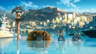 MADAGASCAR 3 - Teaser Trailer - Brazil