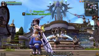 Dragon nest  New character