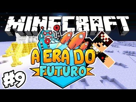 A Casa Na Lua! - Era do Futuro: Minecraft #9