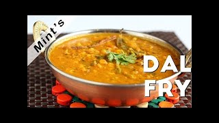 Dal Fry Recipe In Hindi | How To Make Restaurant Style Dal Fry