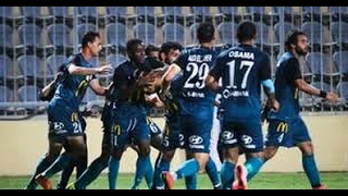 اهداف مباراة ( إنبي 1-1 النصر للتعدين ) الدورى المصرى