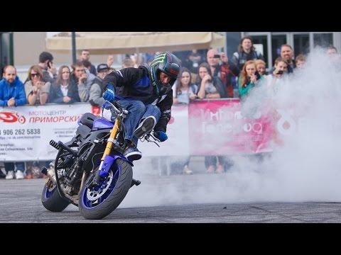 STUNTER13 Stunt Moto Show