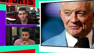 Jerry Jones Furious Over Ezekiel Elliott Suspension | TMZ Sports