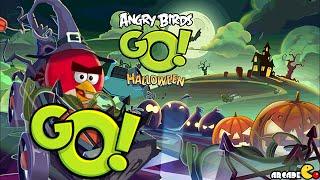 Angry Birds Go! - NEW HALLOWEEN SPOOKY KART UNLOCKED!