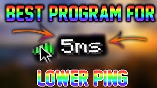 🔥 HOW TO GET LESS PING IN GAMES EASY AND EFFECTIVE 🔥
