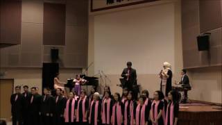 You Raise Me Up by Andrew Sanjay & Aina Abdul (Feat Hannah Lee and All About Love Choir)