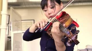 The Musical Mind #1: Teng Li, Violist