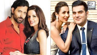 5 Bollywood Celebrities Who Are Still Friend With Their Exes Post Divorce | LehrenTV