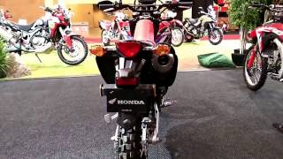 2017 Honda CRF250 Rally Premium Features Edition First Impression Walkaround HD