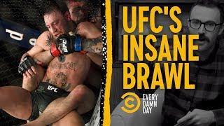 Conor and Khabib's Brawl Made UFC 229 Insane