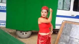 SHOTTING CLIP ||  PARBATI RAI || NEW NEPALI DANCING SONG ||  2016 HD