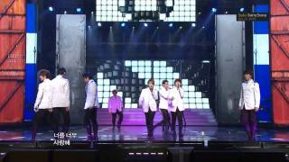 2PM n SuJu - Without U. I'll be back + Sorry Sorry. Bonamana 1080p 101231.mp4
