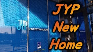 [Korea} JYP entertainmet New Home