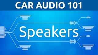Speakers: General | Car Audio 101