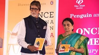Uncut - Once Upon A Time In India Book Launch By Amitabh Bachchan