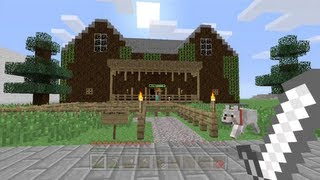Minecraft Xbox - Ghost Door [61]