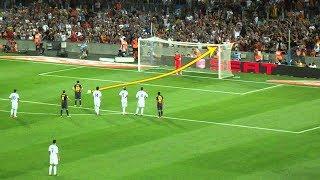 Lionel Messi'nin - Kariyerinde Attığı Tüm Penaltı Golleri | 2006 - 2017 • HD