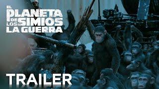 EL PLANETA DE LOS SIMIOS: LA GUERRA   Trailer 3 Doblado   Próximamente - Solo en Cines