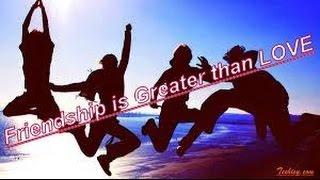 বাংলা নাটক ফ্রেন্ডশিপ ইজ গ্রেটার দেন লাভ ( Bangla Comedy Natok Friendship is Greater than LOVE )
