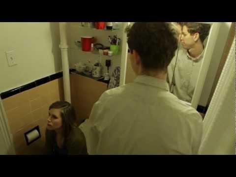 Peeing Together Matt & Mary