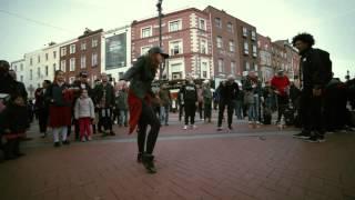 les Twins in Dublin ( Grafton Street)
