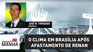 Congresso, pautas, STF: como está o clima em Brasília após afastamento de Renan