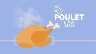 Le poulet rôti - Les carnets de Julie