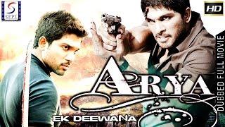 Arya Ek Dewana - South Indian Super Dubbed Action Film - Latest HD Movie 2016