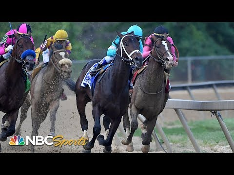 Xxx Mp4 Preakness Stakes 2019 FULL RACE Jockey John Velazquez Thrown From Horse NBC Sports 3gp Sex