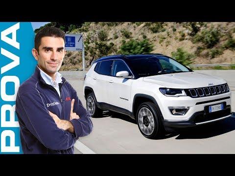 Jeep Compass 2.0 diesel 140 CV Come va il nuovo SUV italo americano