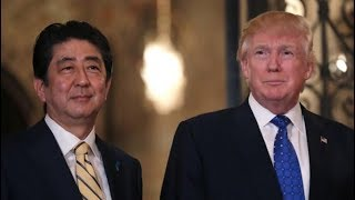 Abe, Trump agree to raise pressure on DPRK