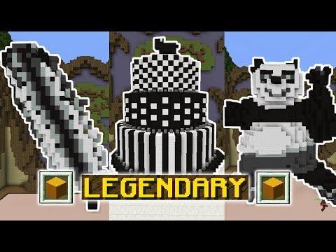Xxx Mp4 ONLY BLACK WHITE GRAY CHALLENGE Minecraft Build Battle 3gp Sex