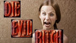DIE EVIL BITCH - FULL MOVIE 2015 UNCUT (HORROR) 1080P HD