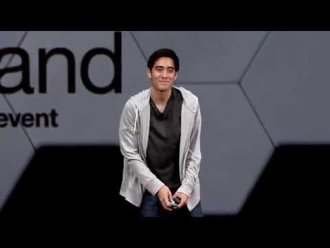 Zach King The storyteller in all of us TEDxPortland