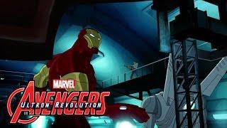 Marvel's Avengers: Ultron Revolution Season 3, Ep. 8 - Clip 1