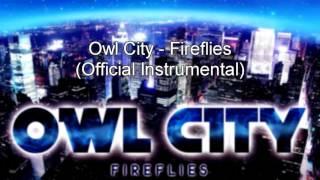 Owl City - Fireflies (Official Instrumental - No Backing Vocals)