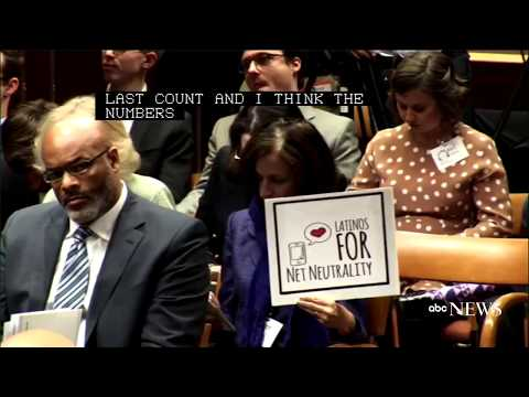 Xxx Mp4 FCC Net Neutrality Vote Commission Votes To Repeal Net Neutrality Rules FULL ABC News 3gp Sex
